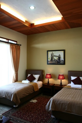 De Lovender Family Guest House - Deluxe Room